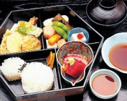 日本料理 萬福 料理